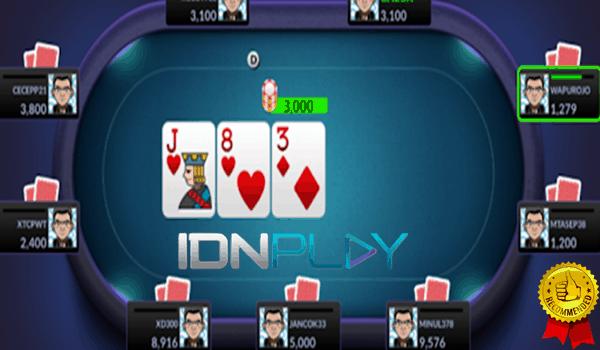 Panduan Bermain Judi Poker Online Uang Asli Indonesia